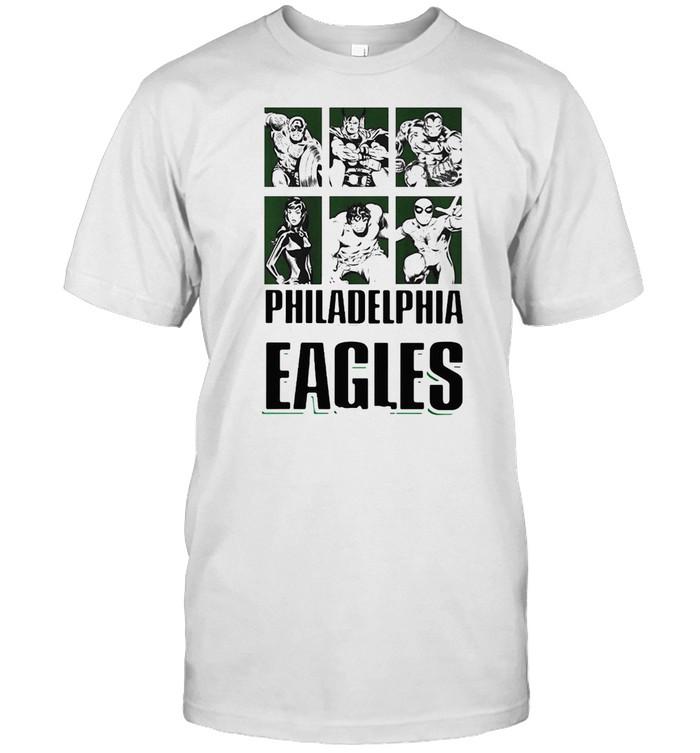 Philadelphia Eagles Merchandise T-shirt