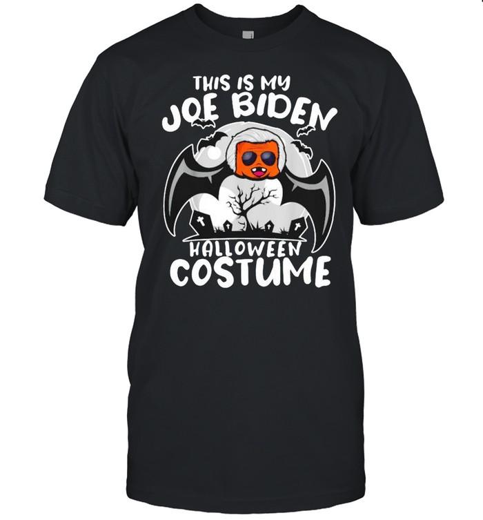 This is my Joe Biden halloween costume shirt