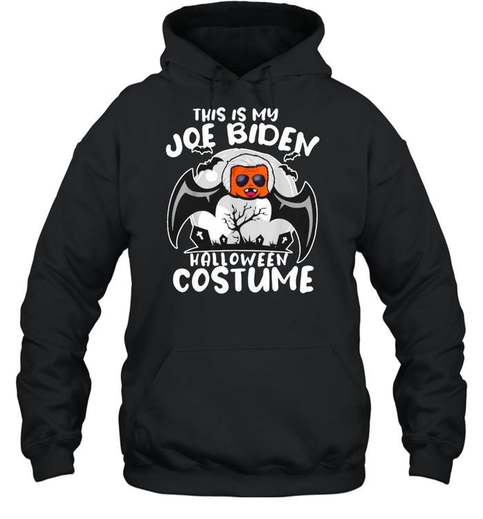 This is my Joe Biden halloween costume shirt Unisex Hoodie