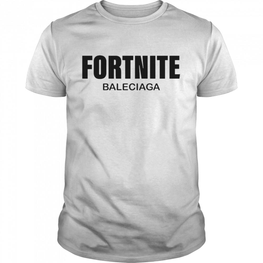 Fortnite Balenciaga T-shirt