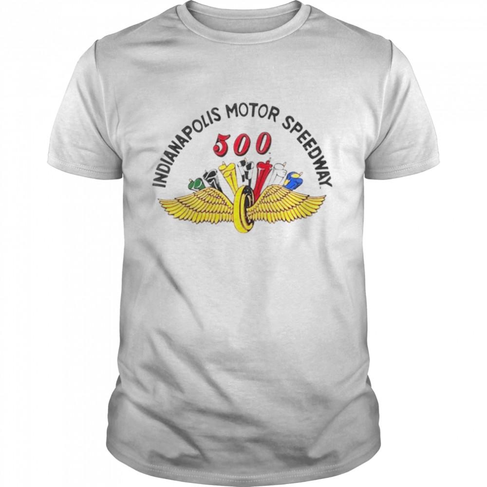 Indianapolis motor speedway 500 shirt