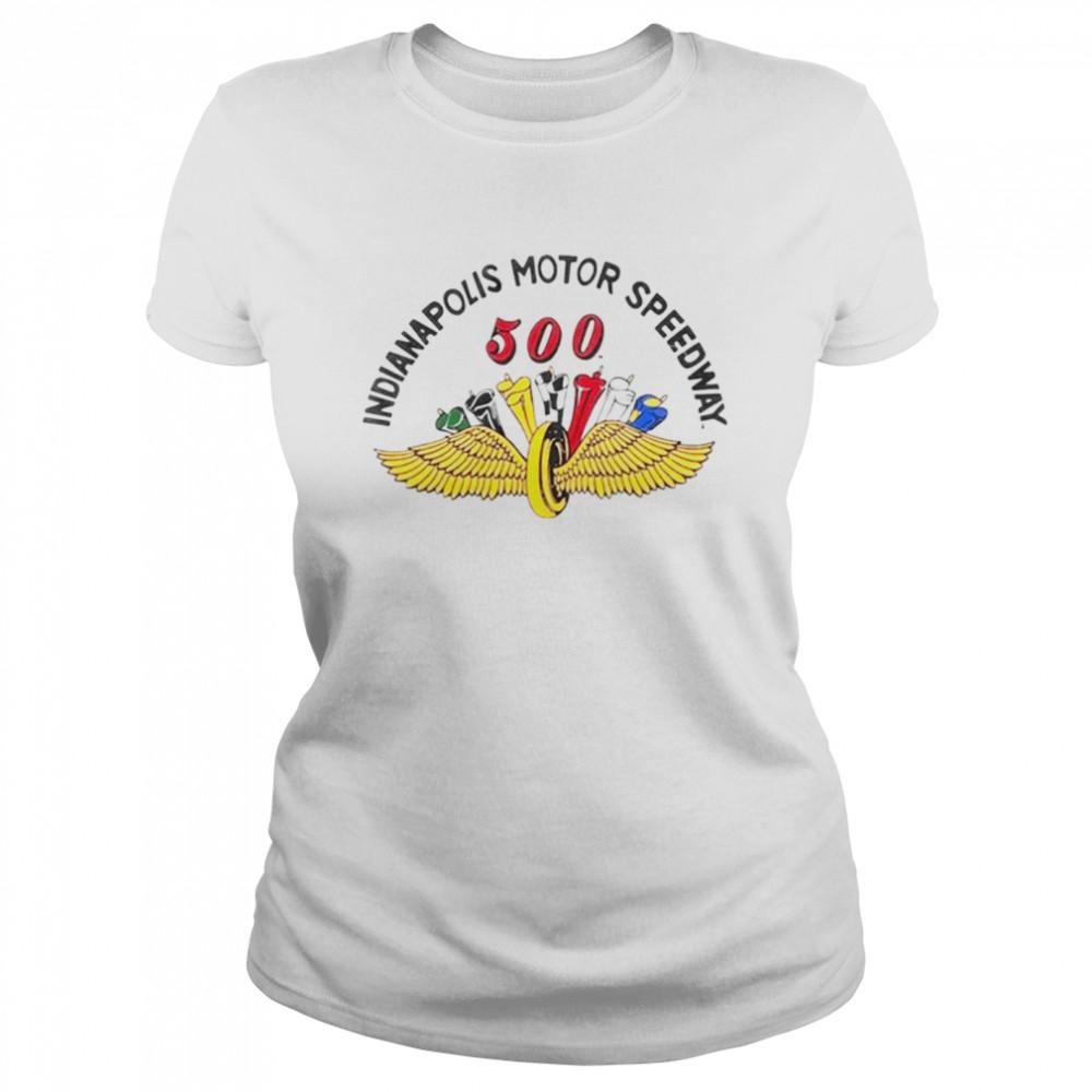 Indianapolis motor speedway 500 shirt Classic Women's T-shirt