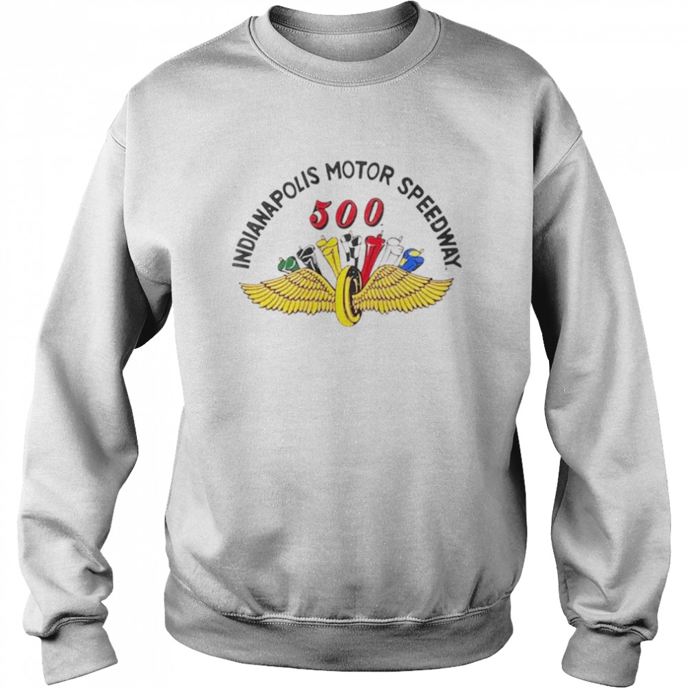 Indianapolis motor speedway 500 shirt Unisex Sweatshirt