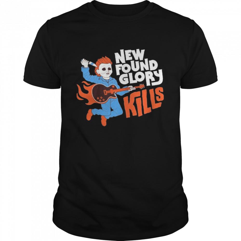 Michael Myers New Found Glory Kills Halloween Shirt