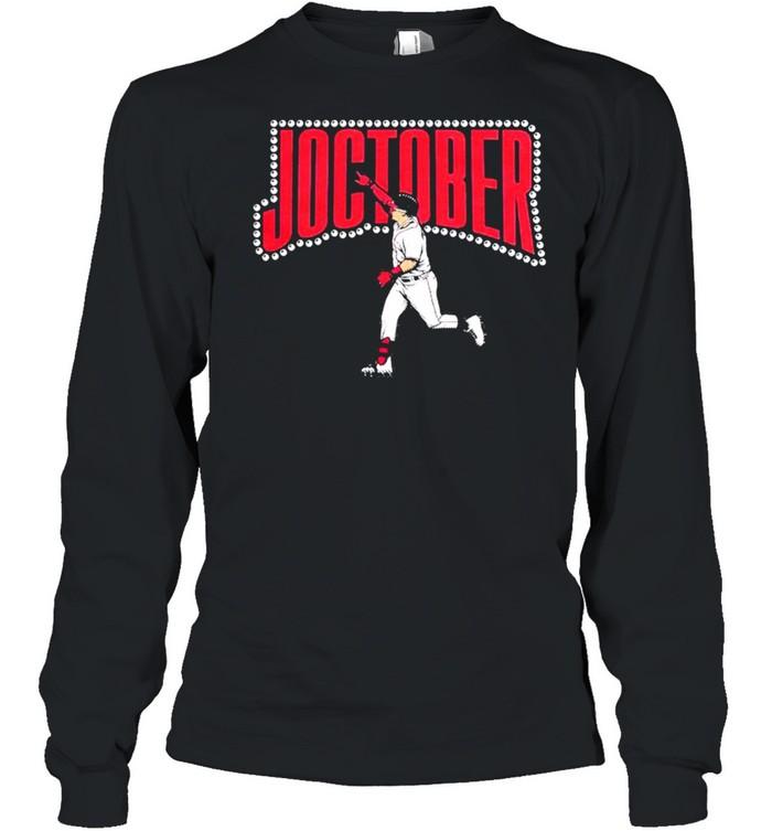 Joc Pederson october Joctober shirt Long Sleeved T-shirt