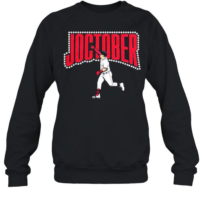 Joc Pederson october Joctober shirt Unisex Sweatshirt