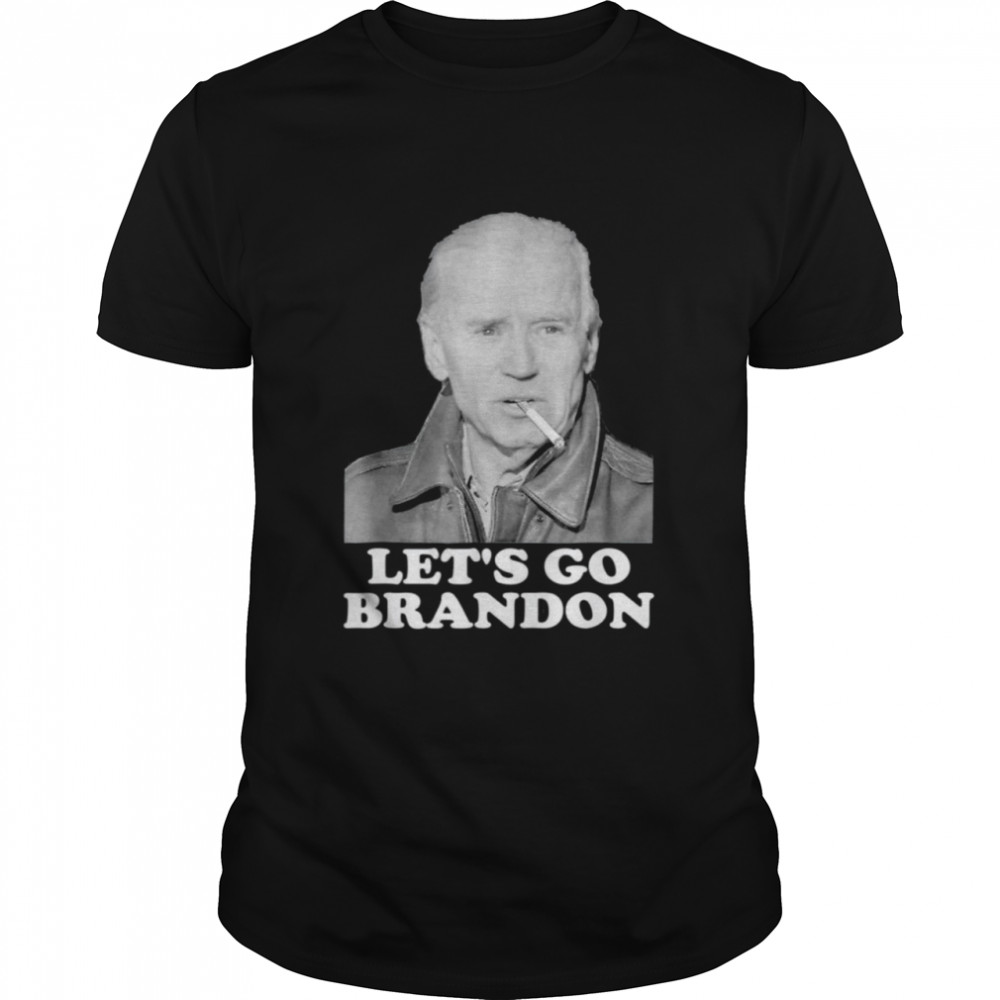 Biden Cornpop Bad Dude Meme Lets Go Brandon Shirt