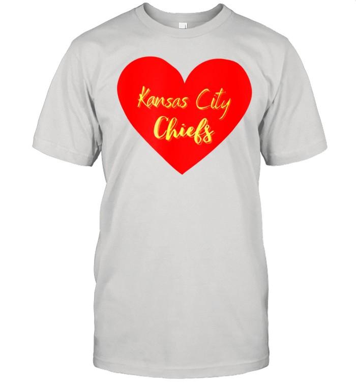 Kansas City Chiefs football lover shirt Classic Men's T-shirt