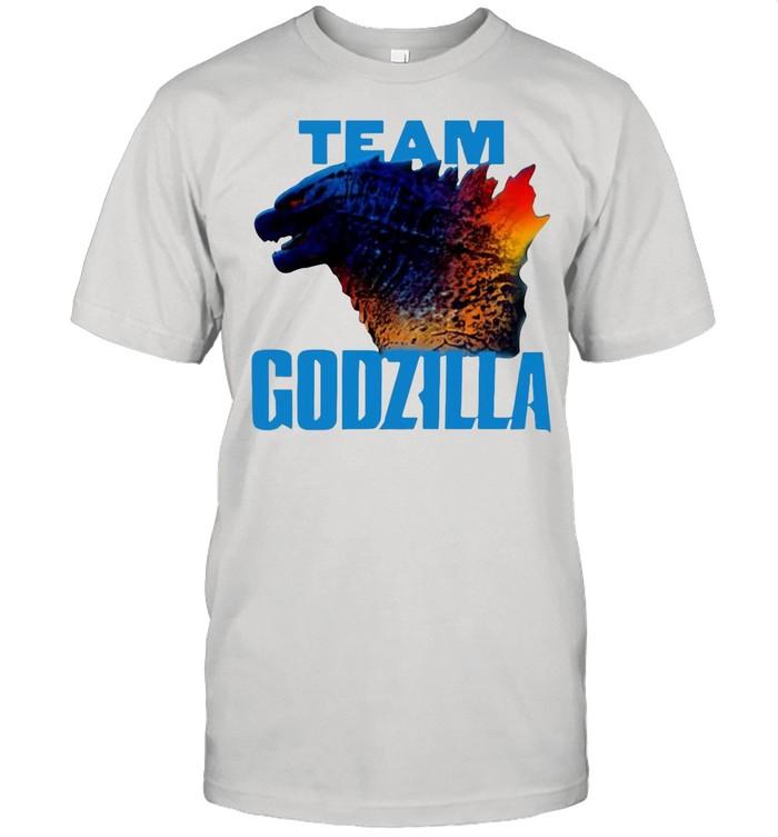 Godzilla Vs Kong Team Godzilla Neon shirt Classic Men's T-shirt