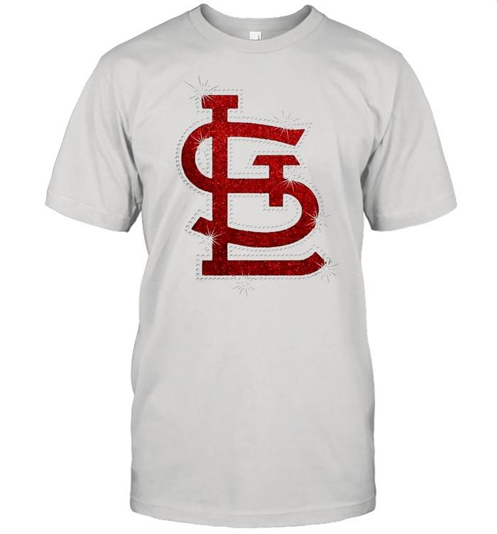 St louis cardinals symbol diamond shirt Classic Men's T-shirt