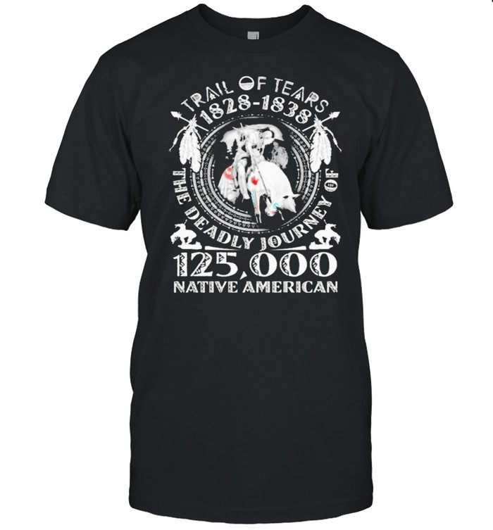 BeSt selling trail of tears back version we pride shirt Classic Men's T-shirt