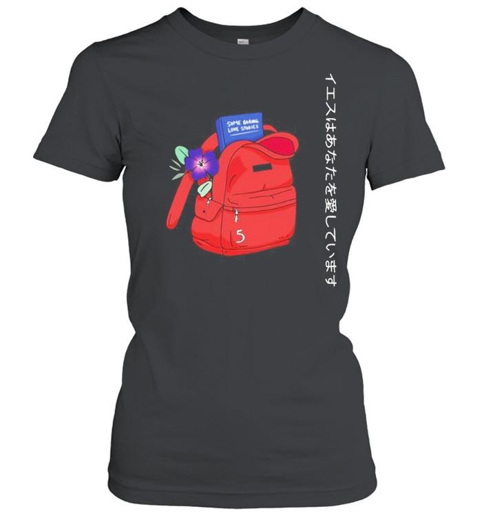 Powfu merch powfu black shirt Classic Women's T-shirt