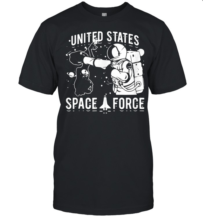 United States Space Force Alien shirt Classic Men's T-shirt