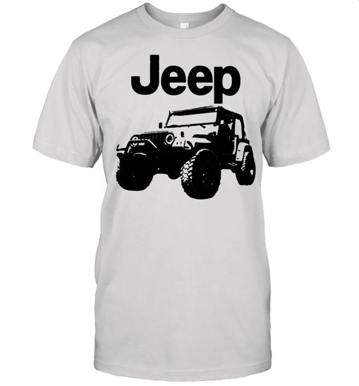 Love jeep shirt Classic Men's T-shirt