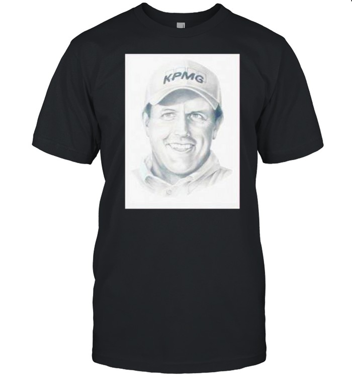 Phil Mickelson Kpmg shirt Classic Men's T-shirt