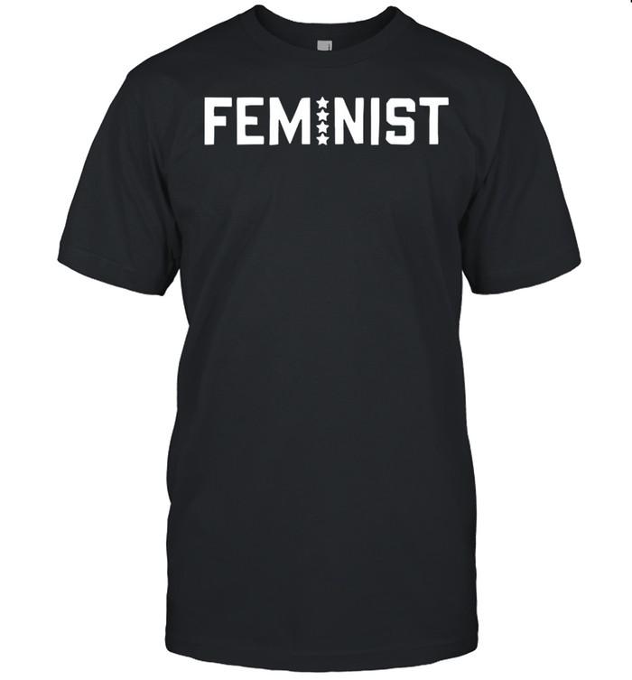 The Feminist 4 Star shirt Classic Men's T-shirt