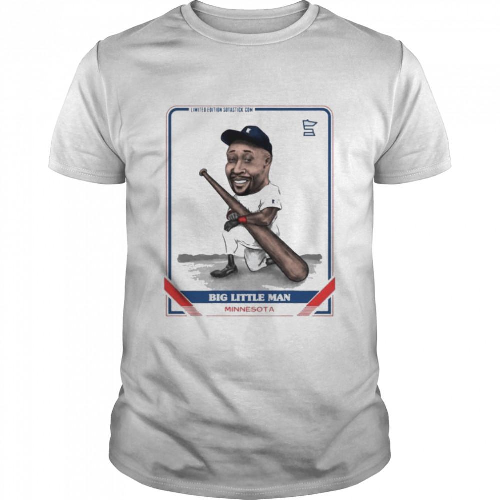 Big little man Minnesota shirt Classic Men's T-shirt