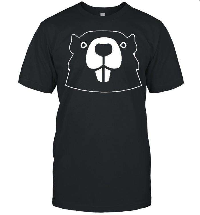 Beaver Head  Classic Men's T-shirt