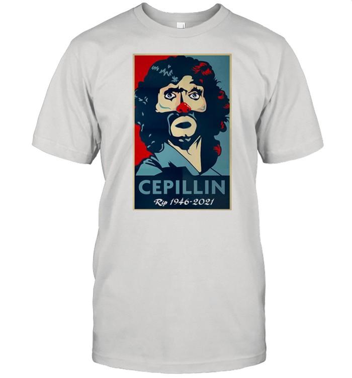 Cepillin Clown RIP 1946-2021 hope shirt Classic Men's T-shirt