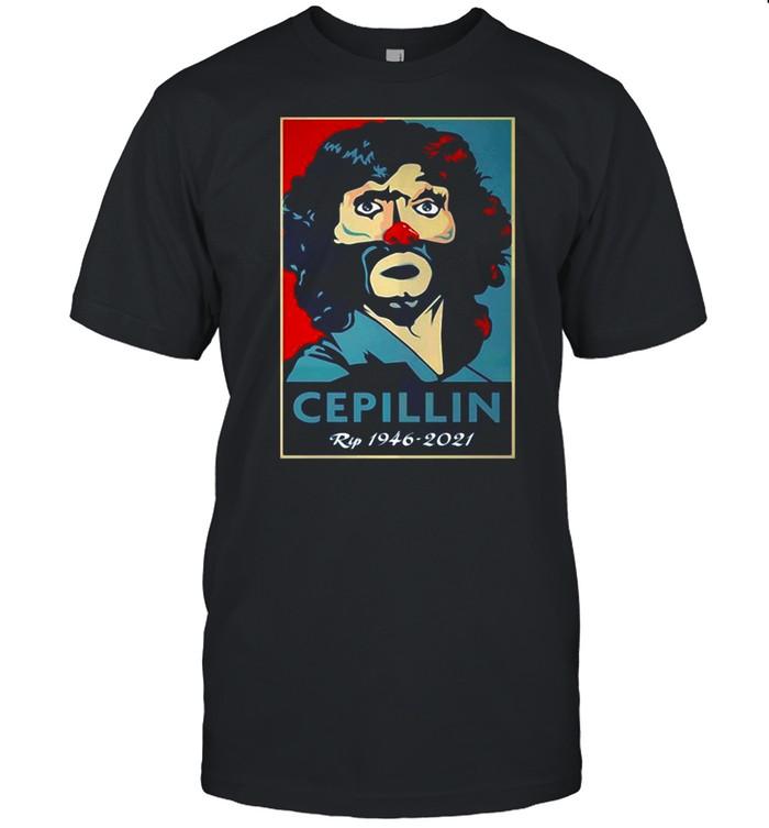 Cepillin Clown Rip 1946 2021 Hope T-shirt Classic Men's T-shirt