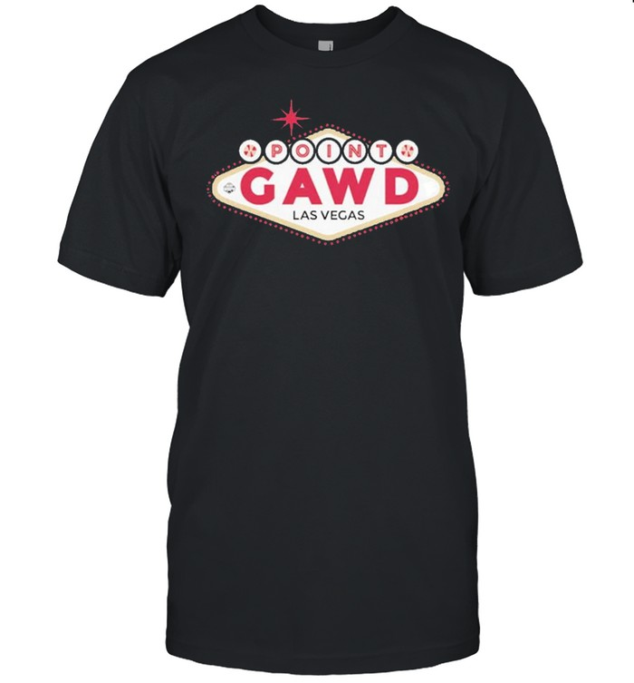 Las vegas point gawd shirt Classic Men's T-shirt
