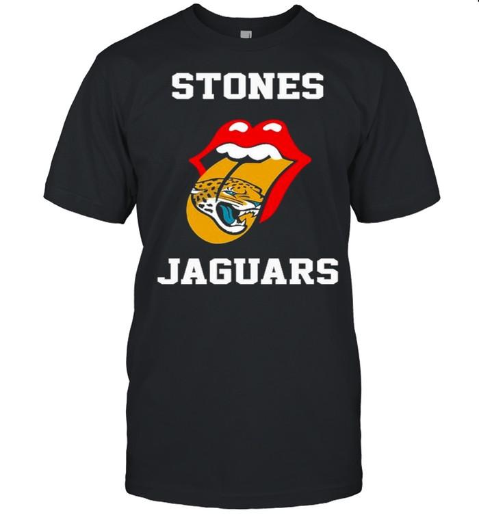 The Rolling Stones Jacksonville Jaguars 2021 shirt Classic Men's T-shirt