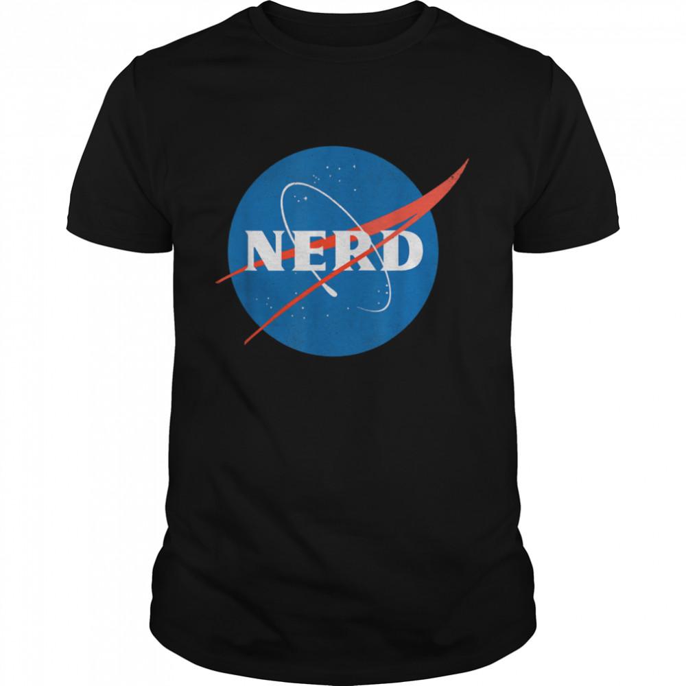 Nerd Geschenk NASA  Parodie shirt Classic Men's T-shirt