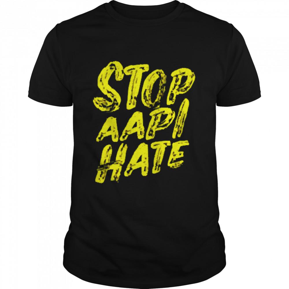 Stop Aapi Hate  Classic Men's T-shirt