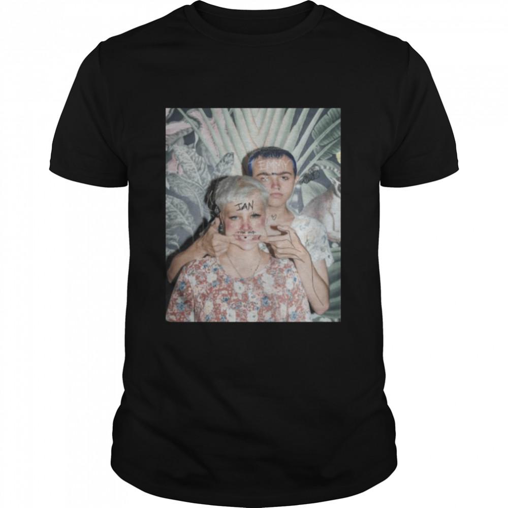Emmy Lan Defaced Emmy Hartman Merch T-shirt Classic Men's T-shirt