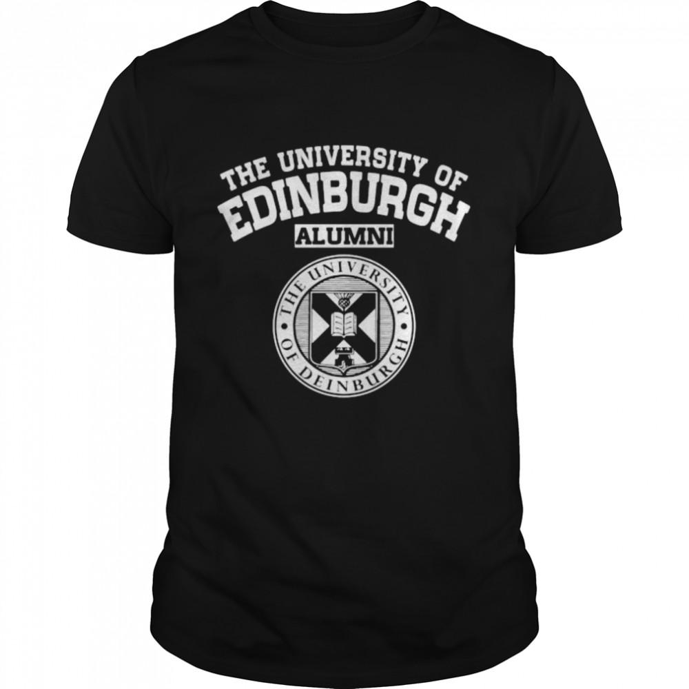 The University Of Edinburgh Alumni  Classic Men's T-shirt