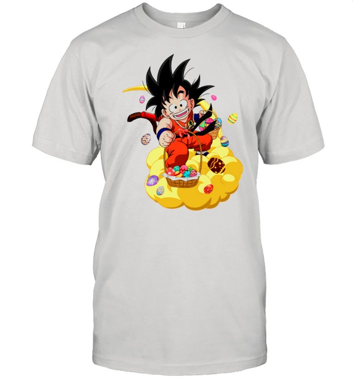Dragon Ball Egg Easter shirt Classic Men's T-shirt