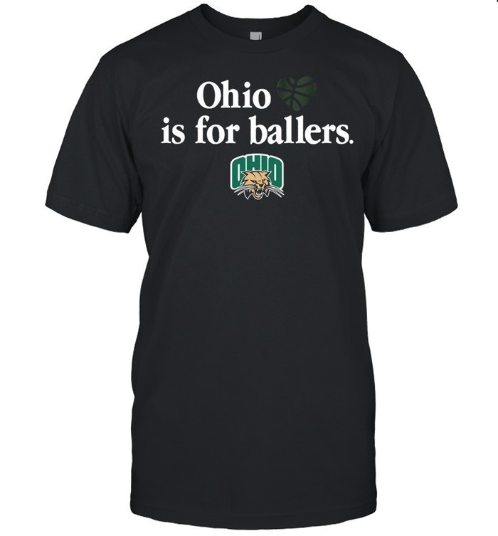 Ohio Is For Ballers shirt Classic Men's T-shirt