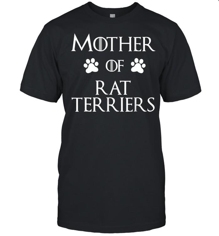 Mother of Rat Terriers shirt Classic Men's T-shirt