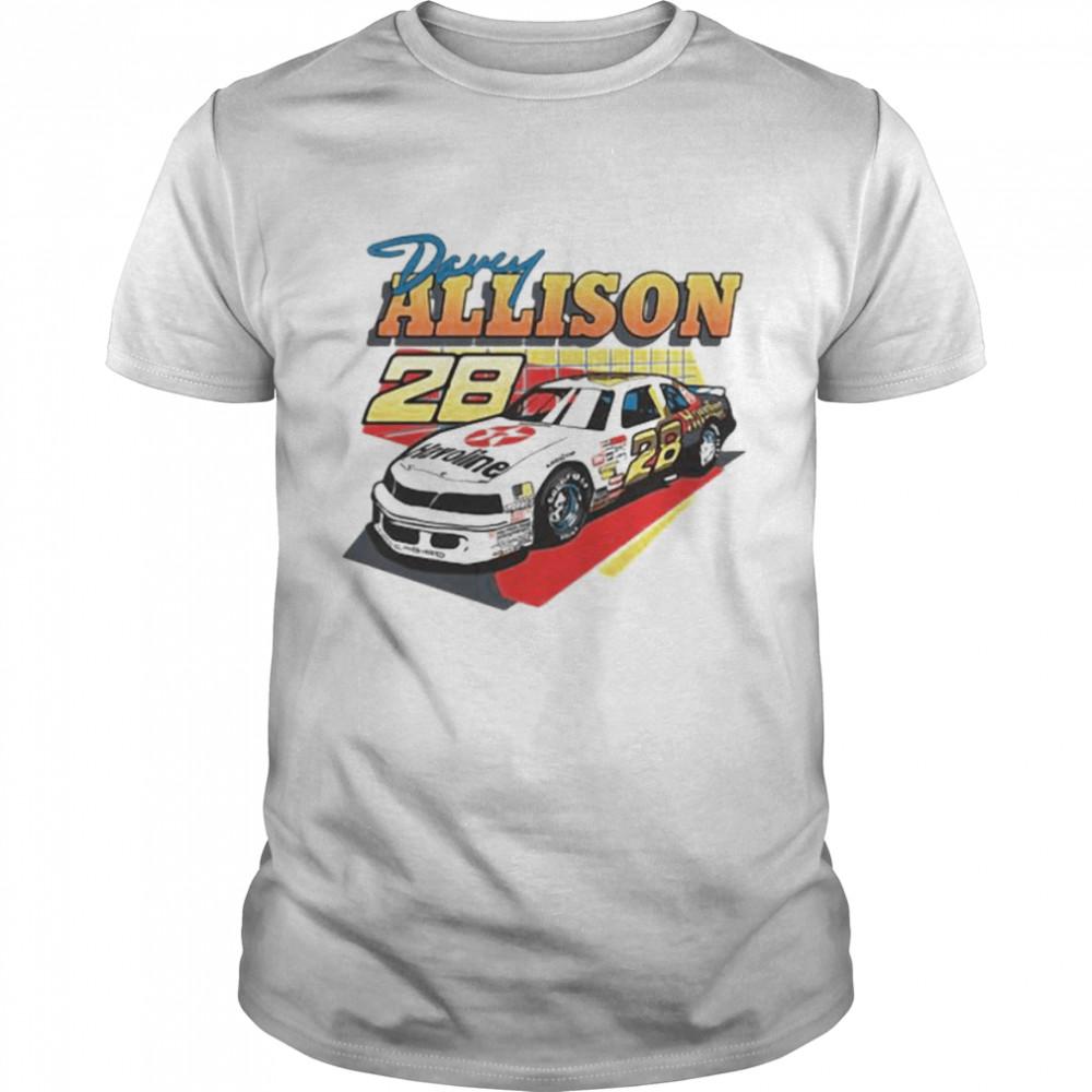 Dale Earnhardt Nascar The Intimidator Signature  Classic Men's T-shirt