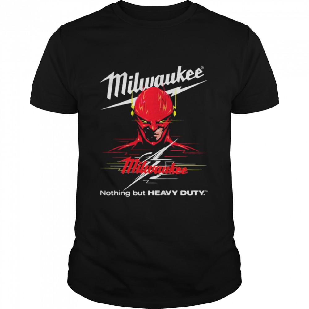 Milwaukee Nothing But Heavy Deadpool  Classic Men's T-shirt