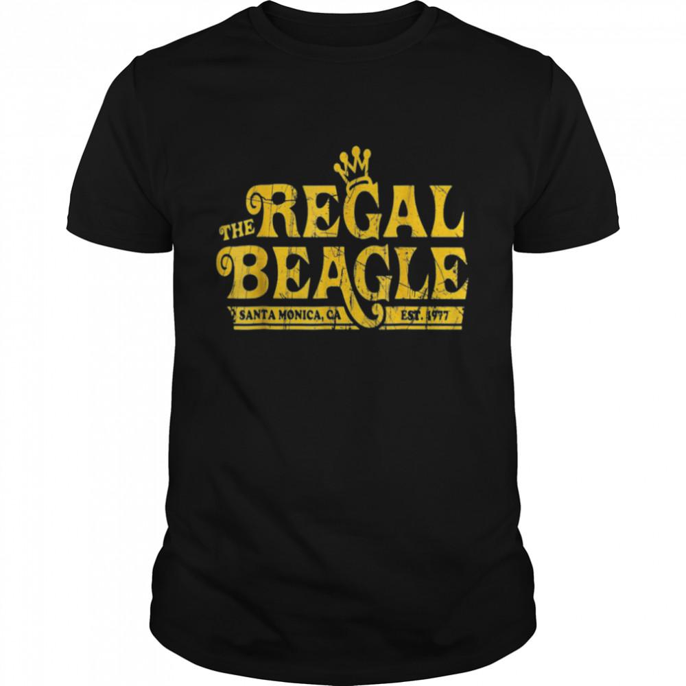 The Regal. Beagle Beagle shirt Classic Men's T-shirt