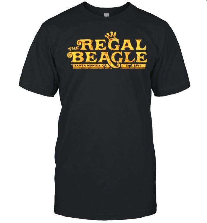 The regal beagle beagle shirt Classic Men's T-shirt