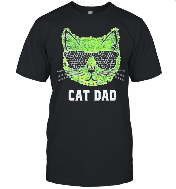 Cat Dad Ever shirt Classic Men's T-shirt
