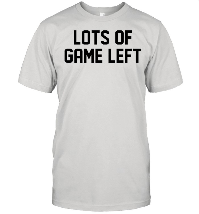 Lost of game left shirt Classic Men's T-shirt