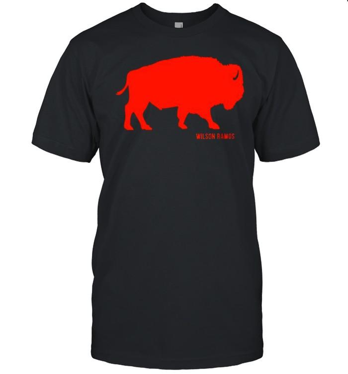 Wilson Ramos Detroit Buffalo shirt Classic Men's T-shirt