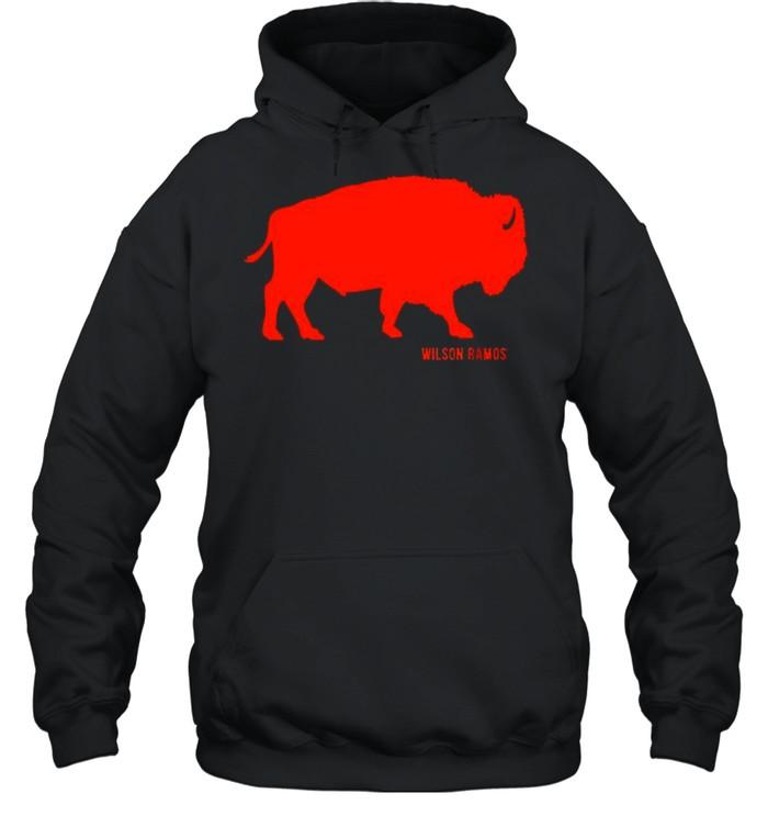 Wilson Ramos Detroit Buffalo shirt Unisex Hoodie
