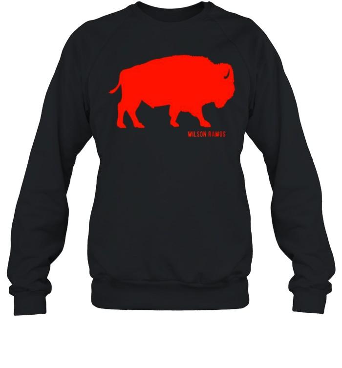 Wilson Ramos Detroit Buffalo shirt Unisex Sweatshirt