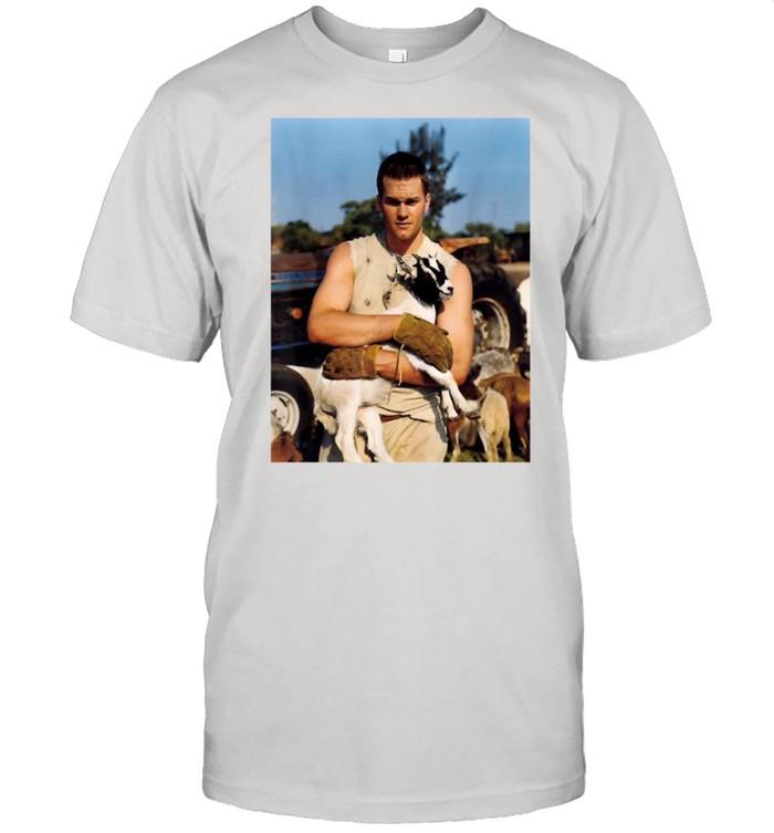 Bradys Goat  Classic Men's T-shirt