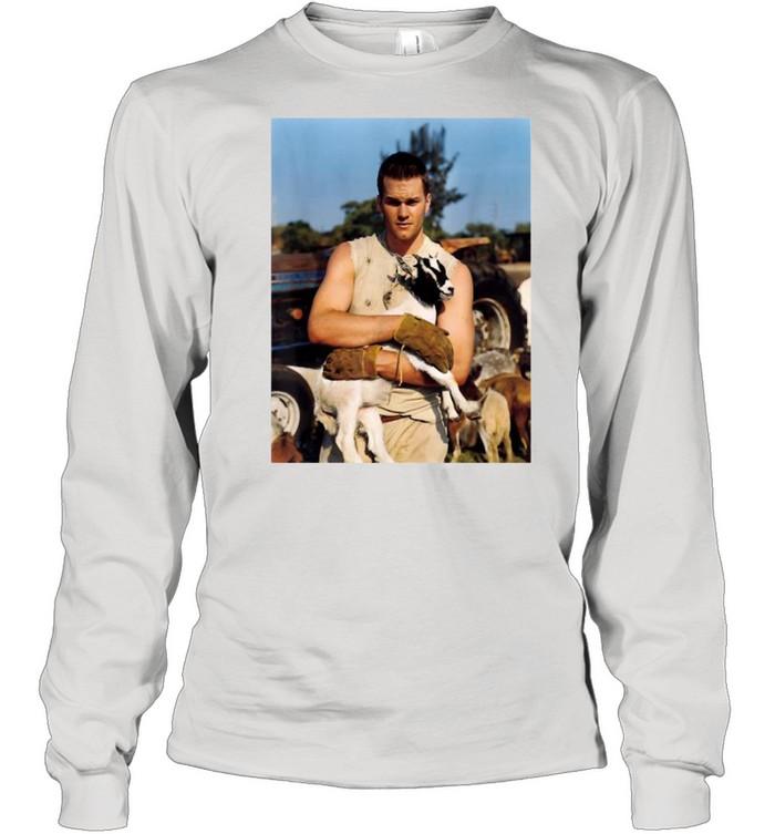 Bradys Goat Long Sleeved T-shirt