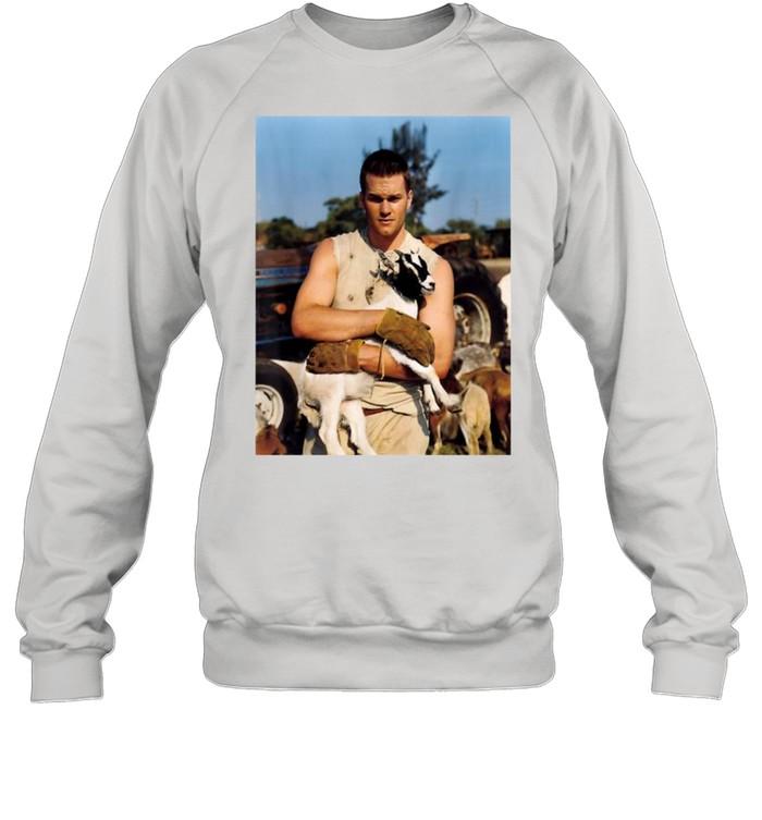 Bradys Goat Unisex Sweatshirt