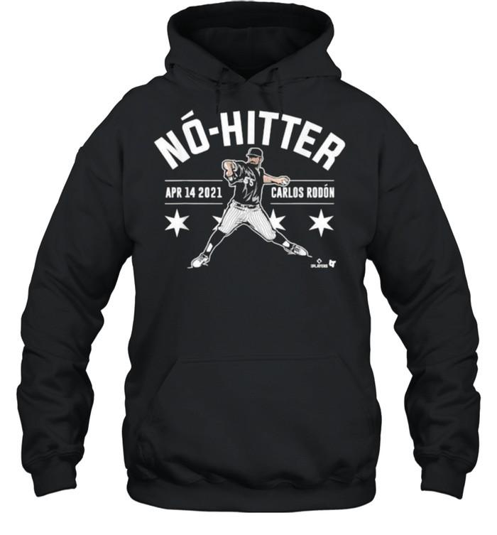 Carlos Rodon No-Hitter 2021 Unisex Hoodie