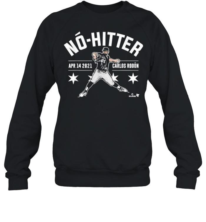 Carlos Rodon No-Hitter 2021 Unisex Sweatshirt