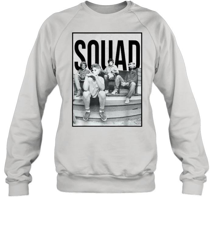 Golden girls squad Unisex Sweatshirt