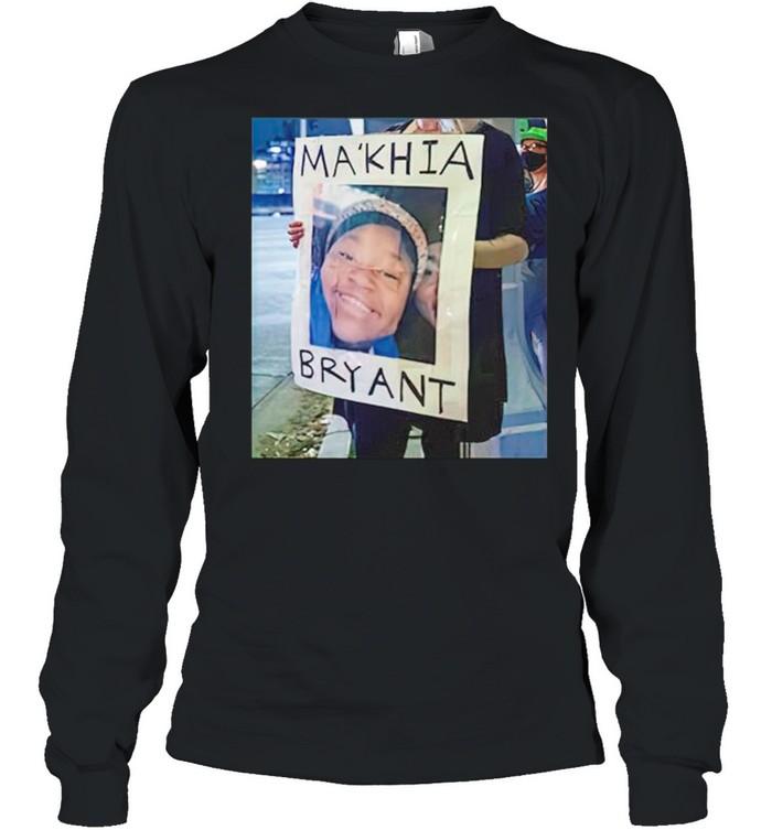 MaKhia Bryant shirt Long Sleeved T-shirt