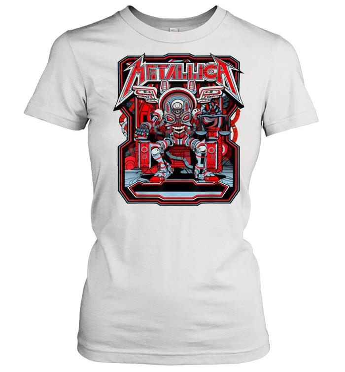Metallicas Skull Classic Women's T-shirt